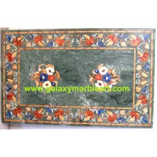 "green table top rectangular 24*48"" BRI-7"