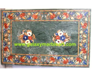 "green table top rectangular 24*48"" BRI-7"