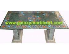 "green table top rectangular 27*48"" BRP-2"