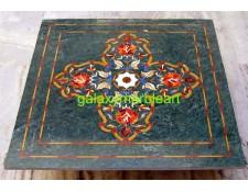 """green table top square  24"""" BRI-2401"""