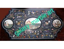 "black table top 67*34"" BIRE-6"