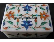geometrical design lapis-cornelian stones combinationbox-RE2302