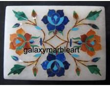 marble inlay jewelery box box-RE2304