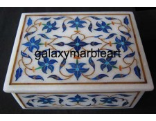 marble inlay jewelery box-RE2305