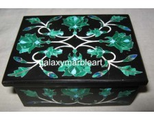 black marble inlay box-RE2306