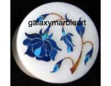 elegant design marble inlay box-RO215