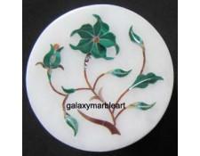 elegant design marble inlay box-RO225