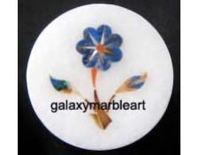 marble inlay ring box-RO228
