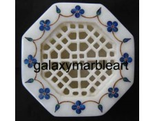 marble box with inlay and filgree work OC302