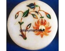 marble inlay gift box-RO2535