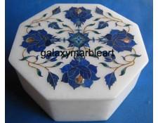 marble inlay art box-OC501