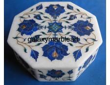 stones inlay work box-OC502