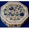 parchinkari marble inlay box-OC625