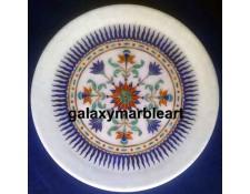 Sunflower design plate Pl-819