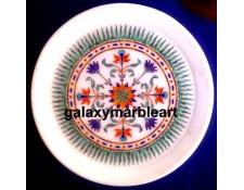 Taj Mahal design replicated plate Pl-820