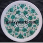 """marble inlay plates 13"""""""