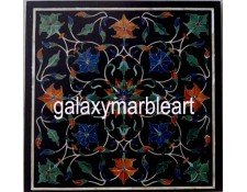 "black  tile square 8"" SQBT-8046"
