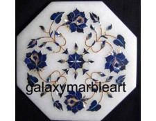"marble inlay  tile oct  7"" TP-706"