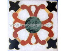 "white tile square  4"" SQTI-4044"