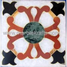 """white tile square  4"""" SQTI-4044"""