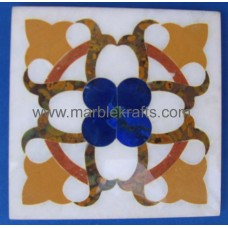 """white tile square  4"""" SQTI-4054"""