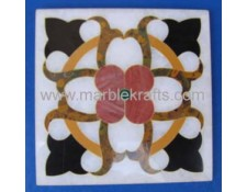 "white tile square  4"" SQTI-4055"