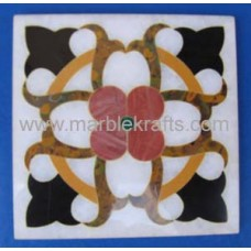 """white tile square  4"""" SQTI-4055"""