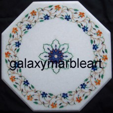 """white table top 20"""" WP-20205"""