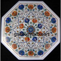 agra marble inlay work table top WP-1603