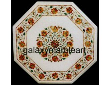 Fine quality marble inlay table top WP-1872