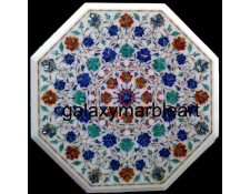 Home décor marble inlay table top WP-1888
