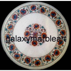 """white table top 22"""" WP-2203"""