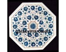 semi-precious stones inlaid table top WP-1402