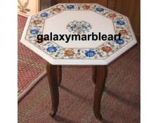 Parchinkari inlay work table top WP-1901